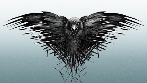 game-of-thrones-crow-dark-lines-abstract-art-swords-widescreen-hd-3d