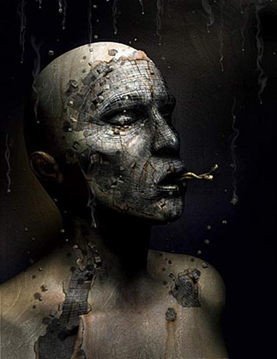 Digital Art by David Ho