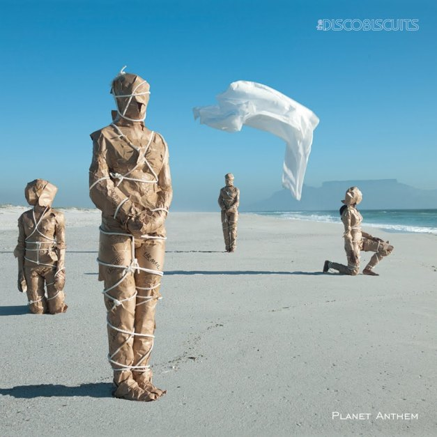 Cover of the album Planet Anthem by Disco Biscuits