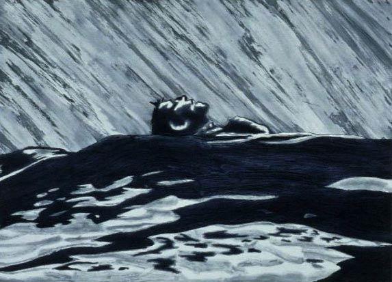 Adrift by Richard Bosman