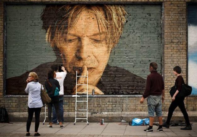 David Bowie 8 January 1947 – 10 January 2016