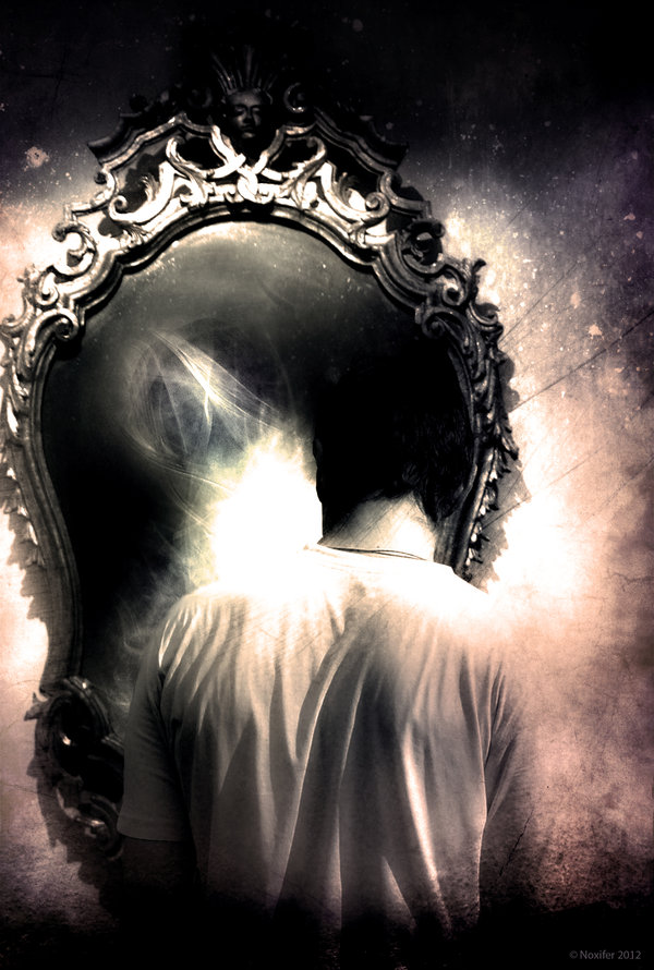 No Reflection by Nofixer on DeviantArt